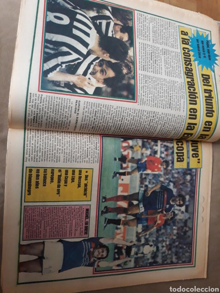 """Coleccionismo deportivo: SPORT 6 JULIO 1984 . HUGO """" HARIA OLVIDAR A MARADONA """".- PLATINI - COLECCIONABLE JUEGOS OLIMPICOS - Foto 8 - 246108730"""