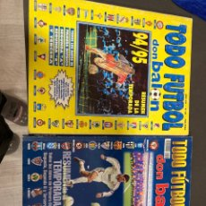 Coleccionismo deportivo: 2 DON BALON TODO FUTBOL 28 Y 46. Lote 246347185