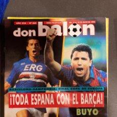 Coleccionismo deportivo: DON BALON 864. Lote 246347645