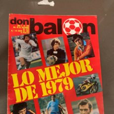 Coleccionismo deportivo: DON BALON 220. Lote 246351075