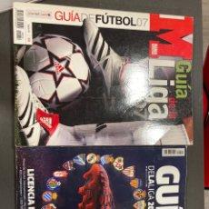Coleccionismo deportivo: GUIAS MARCA. Lote 246362175