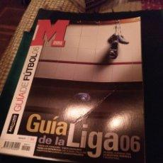 Coleccionismo deportivo: GUÍA DE LA LIGA 06. Lote 246586710