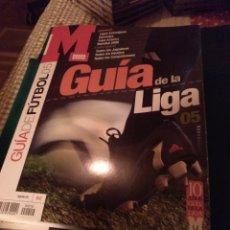 Coleccionismo deportivo: GUÍA DE LA LIGA 05. Lote 246586865