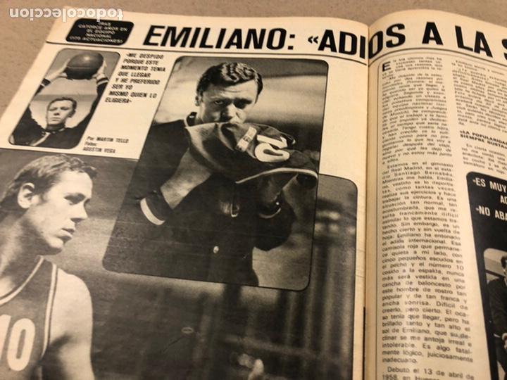 Coleccionismo deportivo: AS COLOR N° 19 (1971). INCLUYE POSTER SABADELL C.F., IRIBAR, ROJO I, QUINI, CHURRUCA, ÁNGEL NIETO,.. - Foto 10 - 246659245