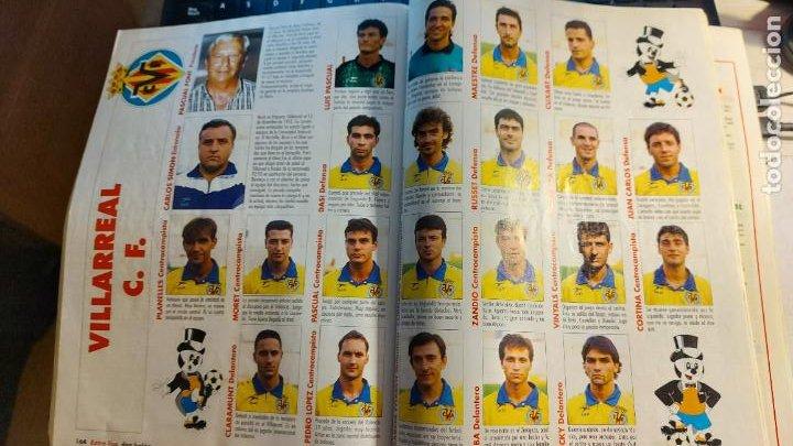 Coleccionismo deportivo: REVISTA DE FUTBOL DON BALON 94-95 EXTRA LIGA - Foto 2 - 246793495