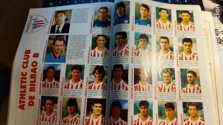 Coleccionismo deportivo: REVISTA DE FUTBOL DON BALON 94-95 EXTRA LIGA - Foto 4 - 246793495