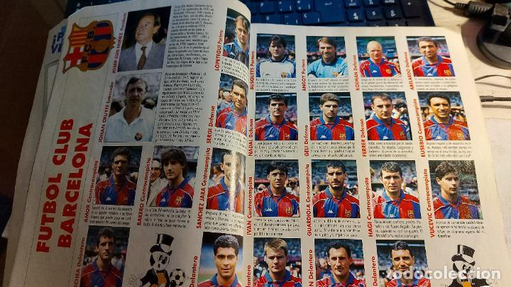 Coleccionismo deportivo: REVISTA DE FUTBOL DON BALON 94-95 EXTRA LIGA - Foto 6 - 246793495