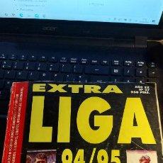 Coleccionismo deportivo: REVISTA DE FUTBOL DON BALON 94-95 EXTRA LIGA. Lote 246793495