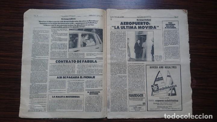 """Coleccionismo deportivo: Maradona """"La hora del adios"""" - Foto 4 - 248029520"""