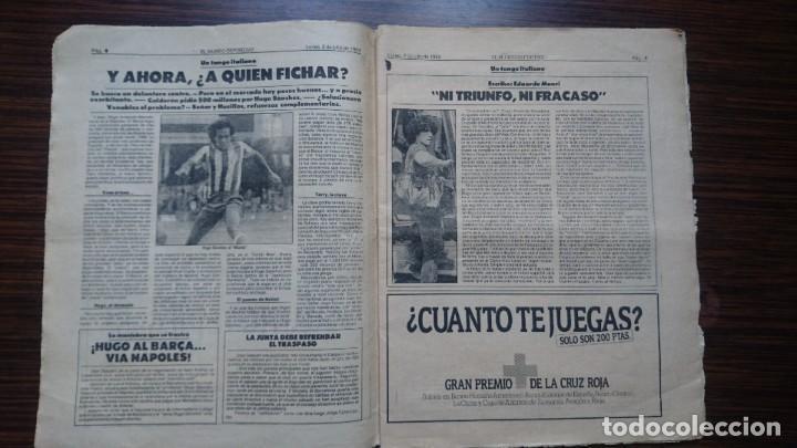 """Coleccionismo deportivo: Maradona """"La hora del adios"""" - Foto 5 - 248029520"""