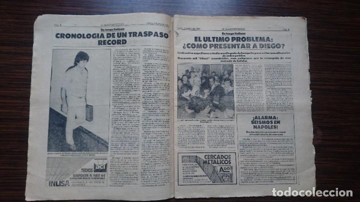 """Coleccionismo deportivo: Maradona """"La hora del adios"""" - Foto 6 - 248029520"""