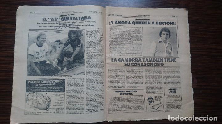 """Coleccionismo deportivo: Maradona """"La hora del adios"""" - Foto 7 - 248029520"""