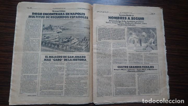 """Coleccionismo deportivo: Maradona """"La hora del adios"""" - Foto 8 - 248029520"""