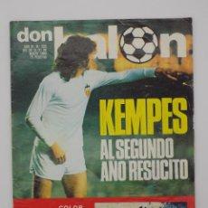 Coleccionismo deportivo: DON BALON N.233. Lote 249066925