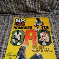 Colecionismo desportivo: REVISTA AS COLOR NÚMERO 430 BUENAS CONDICIONES. Lote 249441965