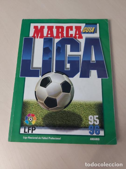 REVISTA ANUARIO MARCA - LIGA 95 96 (Coleccionismo Deportivo - Revistas y Periódicos - Marca)