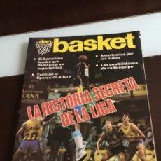 Coleccionismo deportivo: DON BASKET - DON BALÓN EXTRA LIGA 86-87 - EXTRA Nº 12 LA HISTORIA SECRETA DE LA LIGA. Lote 251303445