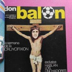 Coleccionismo deportivo: TOMO 16 REVISTAS DON BALON 1977 Nº 69-70-71-72-73-74-75-76-78-79-80-81-82-83-84-85. Lote 251317235