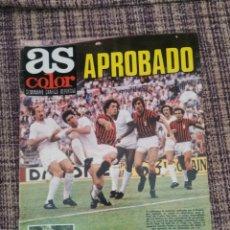 Coleccionismo deportivo: REVISTA AS COLOR NÚMERO 433 SIN PÓSTER. Lote 251376150