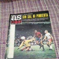 Coleccionismo deportivo: REVISTA AS COLOR NÚMERO 230 SIN PÓSTER. Lote 251799030
