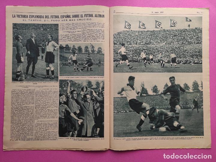 Coleccionismo deportivo: PERIODICO AS 1935 Nº EXTRAORDINARIO GUSTAVO DELOOR GANADOR PRIMERA VUELTA CICLISTA - ALEMANIA-ESPAÑA - Foto 5 - 251932615