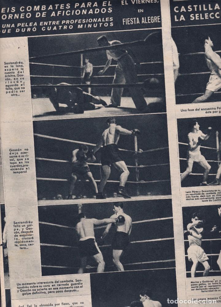 Coleccionismo deportivo: Marca nº 147 Madrid 1941 en Chamartin Madrid 1 Español 1 Valencia 7 Alicante 1 en Mestalla etc. - Foto 2 - 252025790