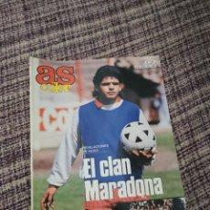 Coleccionismo deportivo: REVISTA AS COLOR NÚMERO 165. Lote 252656200