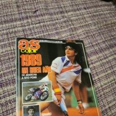 Coleccionismo deportivo: REVISTA AS COLOR NÚMERO 201. Lote 252690615