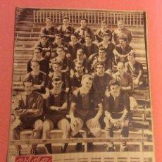 Coleccionismo deportivo: VIDA DEPORTIVA NUMERO EXTRAORDINARIO. BARCELONA CAMPEON DE LIGA 1958-59. ABRIL 1959. Lote 252777380
