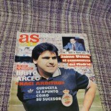 Coleccionismo deportivo: REVISTA AS COLOR NÚMERO 120. Lote 253022210
