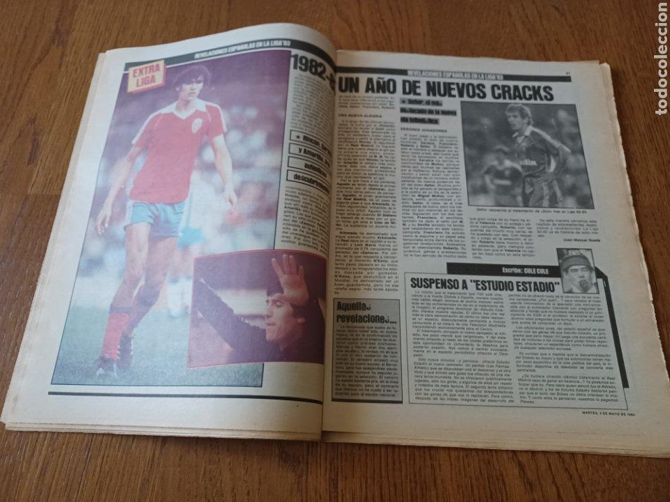 Coleccionismo deportivo: SPORT 3 MAYO 1983.CLEMENTE ¡EL HOMBRE DEL DIA!. MENOTTI ,YA PREPARA LA PRETEMPORADA.EXTRA LIGA 25 pg - Foto 11 - 253125210