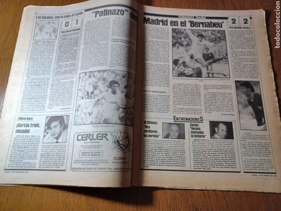 Coleccionismo deportivo: SPORT 12 MARZO 1984 MÁLAGA 0 BARCA1 . ¡ SCHUSTERAZO Y OLE , EN MÁLAGA!- EL MADRID PERDIÓ LA CABEZA. - Foto 9 - 253144575