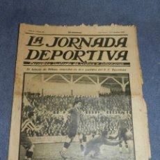 Coleccionismo deportivo: (M) LA JORNADA DEPORTIVA N.90 AÑO 1922 ATHLETIC DE BILBAO VENCE AL FC BARCELONA. Lote 253279620