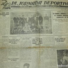 Coleccionismo deportivo: (M) LA JORNADA DEPORTIVA N.8 AÑO 1924 BOXEO - PUEDE SER RICARDO ALÍS CHALLENGER DEL MUNDO?. Lote 253280155