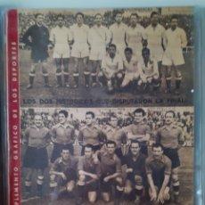 Coleccionismo deportivo: MARCA. SEMANARIO GRÁFICO DE LOS DEPORTES NÚMERO ESPECIAL 184 FECHA 11 DE JUNIO DE 1946. Lote 253335190