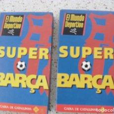 Coleccionismo deportivo: VIDEOS DE FUTBOL. Lote 253780795