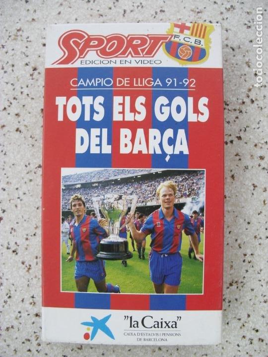 VIDEO DE FUTBOL (Coleccionismo Deportivo - Revistas y Periódicos - Sport)
