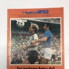 Collectionnisme sportif: REVISTA DON BALÓN DEL MUNDIAL 82 NÚMERO 13. Lote 253865335