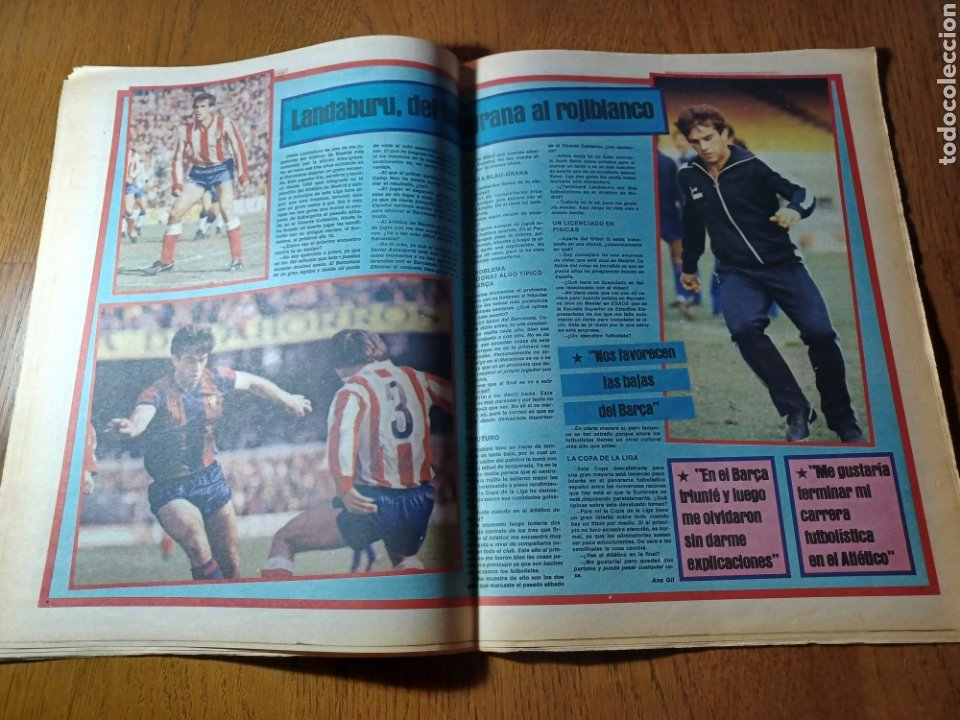 Coleccionismo deportivo: SPORT 15 JUNIO 1984. EUROCOPA , ESPAÑA 1 RUMANÍA 1 .CARRASCO SALVO EL HONOR. ALEMANIA 0 PORTUGAL 0 - Foto 13 - 253868030