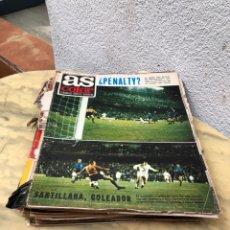Coleccionismo deportivo: LOTE DE 20 REVISTAS DEPORTIVAS AS COLOR DE LOS AÑOS 70. VER LAS FOTOS. Lote 253932800