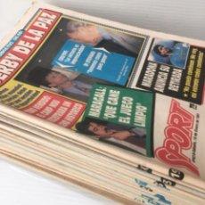 Coleccionismo deportivo: LOTE DIARIO SPORT. BARÇA. 32 EJEMPLARES.. Lote 253975470