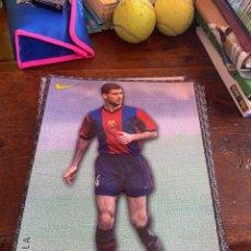 Coleccionismo deportivo: FICHAS BARCELONA MUNDO DEPORTIVO 98-99. Lote 254032680