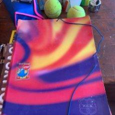 Coleccionismo deportivo: FICHAS BARCELONA 95-96. Lote 254038690