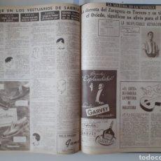 Coleccionismo deportivo: VIDA DEPORTIVA SEMANARIO GRAFICO DE LOS DEPORTES. Lote 254256810