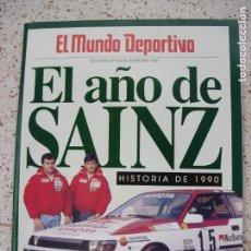 Coleccionismo deportivo: ESPECIAL MUNDO DEPORTIVO. Lote 254860980