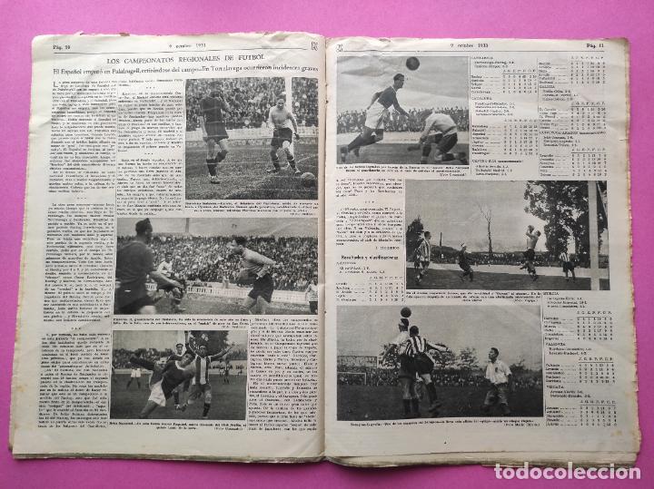 Coleccionismo deportivo: PERIODICO AS Nº 71 1933 SEVILLA FC - CAMPEONATOS REGIONALES 33 - RIMET FIFA - ATLETISMO FEMENINO - Foto 4 - 254878710