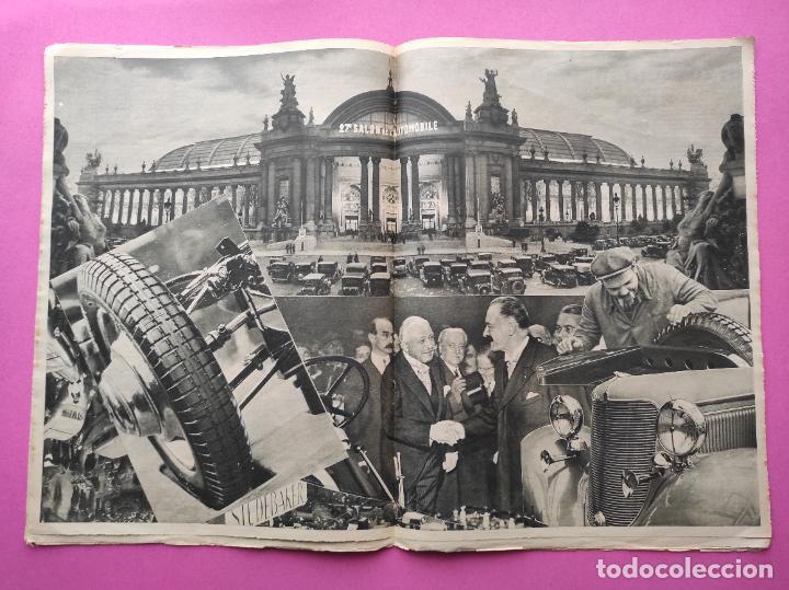Coleccionismo deportivo: PERIODICO AS Nº 73 1933 BOXEO PAULINO UZCUDUN - CAMPEONATOS REGIONALES 33 - LEVANTE SABADELL - Foto 4 - 254879160