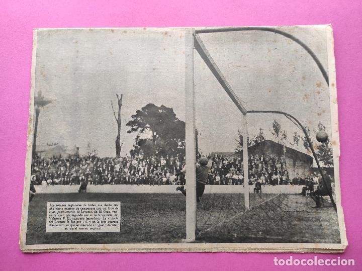 Coleccionismo deportivo: PERIODICO AS Nº 73 1933 BOXEO PAULINO UZCUDUN - CAMPEONATOS REGIONALES 33 - LEVANTE SABADELL - Foto 6 - 254879160