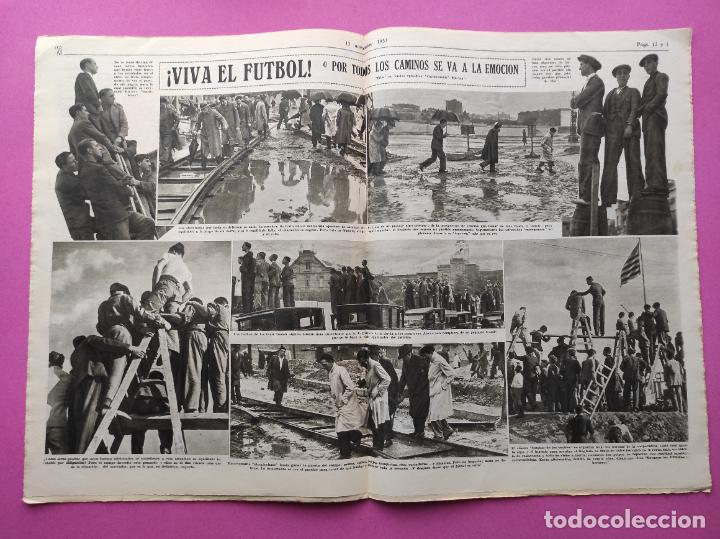 Coleccionismo deportivo: PERIODICO AS Nº 76 1933 LIGA 33/34 MADRID-VALENCIA - RACING SANTANDER - MURCIA-ATLETICO SEVILLA - Foto 4 - 254881070