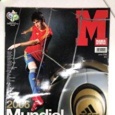 Coleccionismo deportivo: GUÍA MARCA MUNDIAL DE FÚTBOL ALEMANIA 2006. Lote 255455220